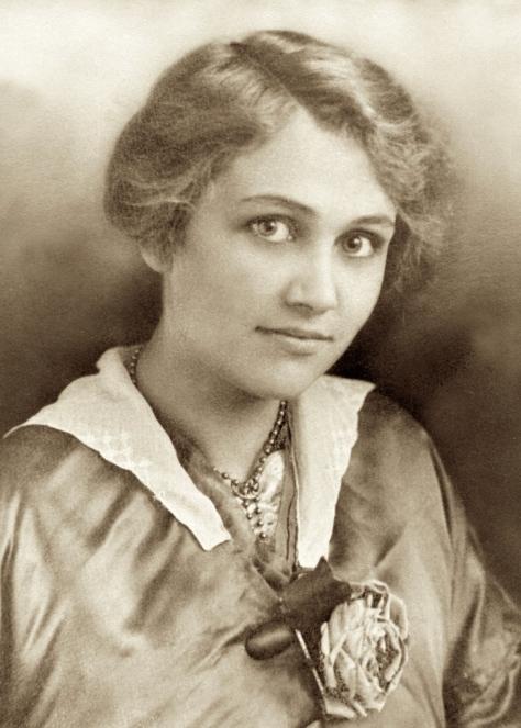 Gertrude A. Hopkins (Dreiser's niece)