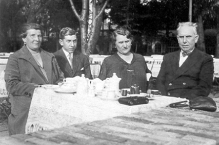 in Germany, August 1926