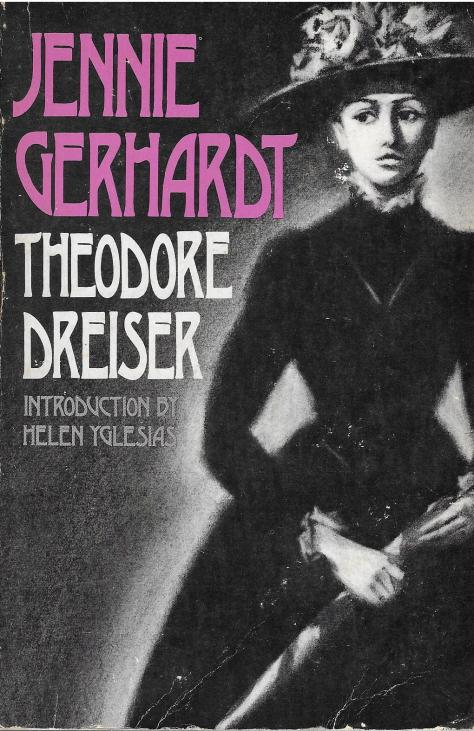 Jennie Gerhardt, cover (Shocken Books)