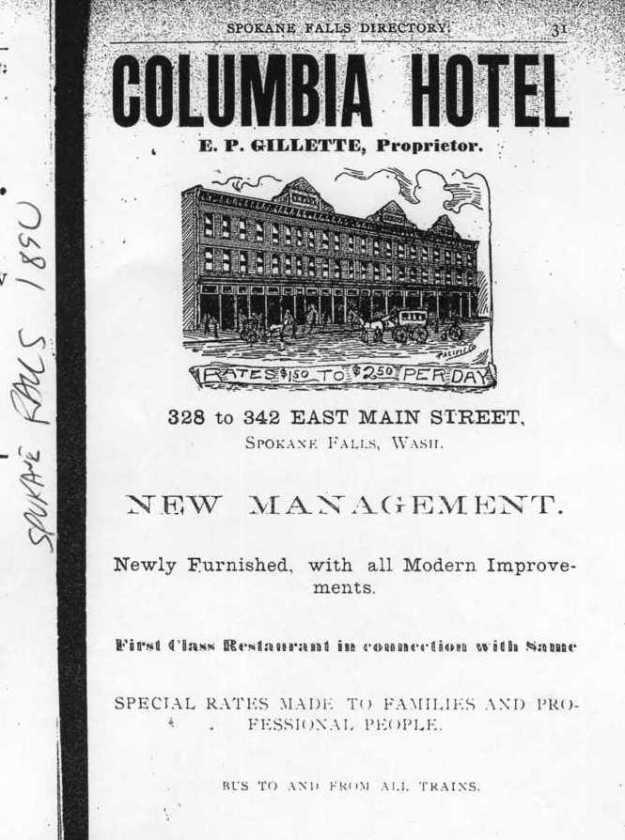 Columbia Hotel, Spokane Falls Directory 1880.jpg