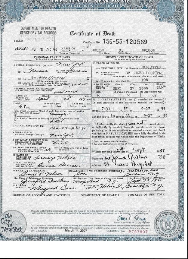 George K. Nelson death certificate.jpg