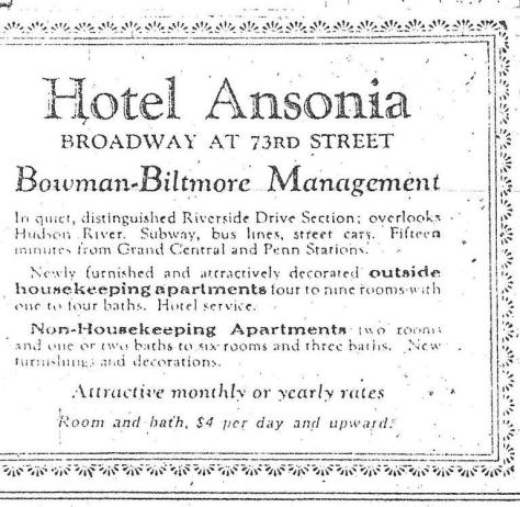 Hotel Ansonia advertisement.jpg