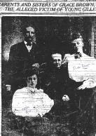 Grace Brown's family - The World (NY) 11-16-1906