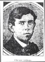 Chester Gillette - Albany Evening Journal 11-21-1906