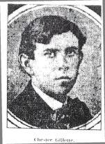 Chester Gillette - Albany Evening Journal 11-21-1906