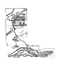 map of crime locale - The World (NY) 7-22-1906