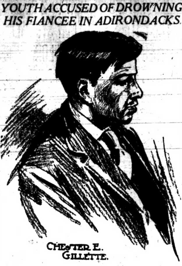 Chester Gillette - NY World 7-18-1906 pg 4