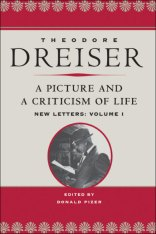 A Picture and a Criticism of Life: New Letters, Volume I (2008)