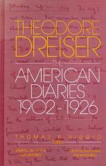 The American Diaries, 1902-1926 (1982)