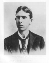 Theodore Dreiser in 1890's