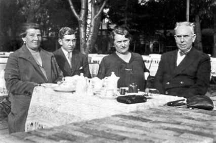 Dreiser in Berlin, August 1926