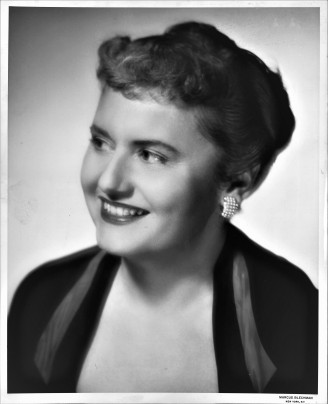 Dreiser's niece Dr. Vera Dreiser (1908-1998); courtesy Vigo County Historical Society