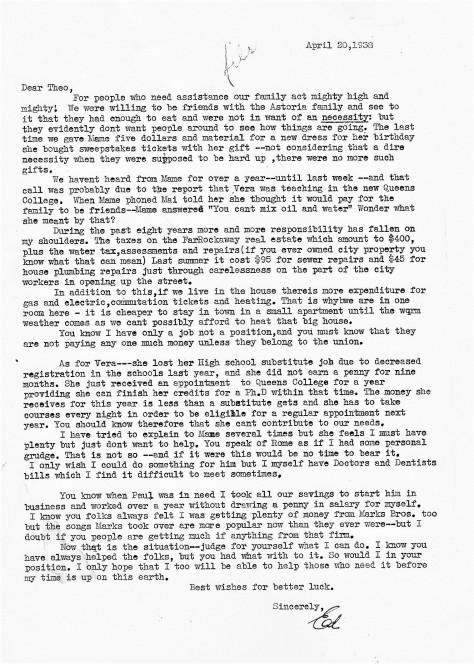 Edward Dreiser to brother Theodore 4-20-1938.jpg