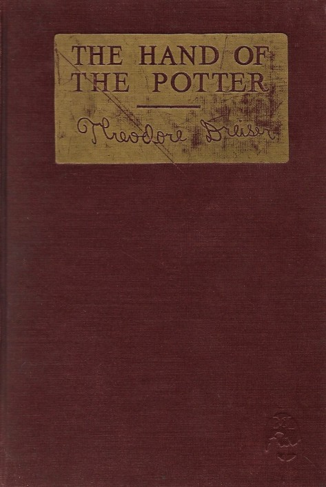 'The Hand of the Potter' - cover.jpg